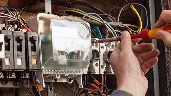 electrical contractor spring tx